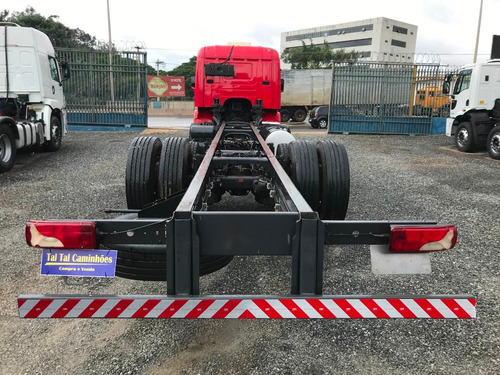 scania p310 chassis 2013