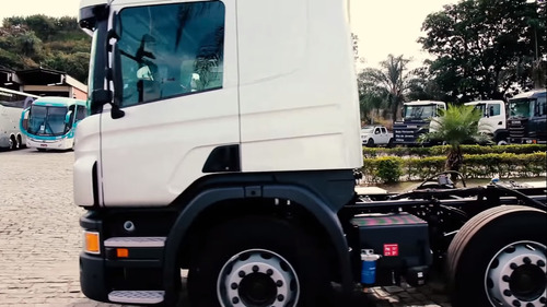 scania p310 no chassis