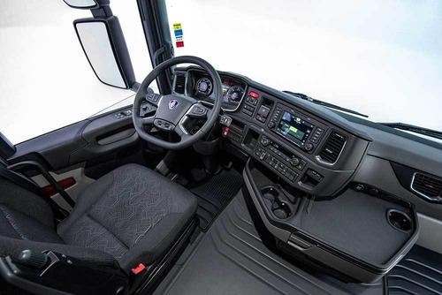 scania p320 bitruck automatico carroceria facchini 2019