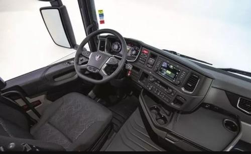 scania p320 bitruck automatico completo