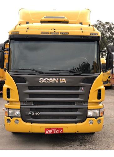 scania p340 ano 2011 4x2 placa avp 3212