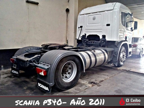 scania p340 año 2011