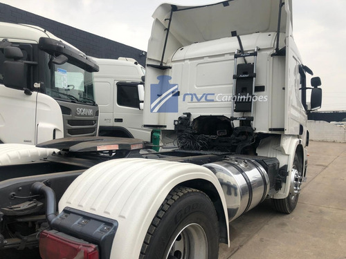 scania p340 p 340 4x2 toco 2008 manual = g380 g420 124 p310