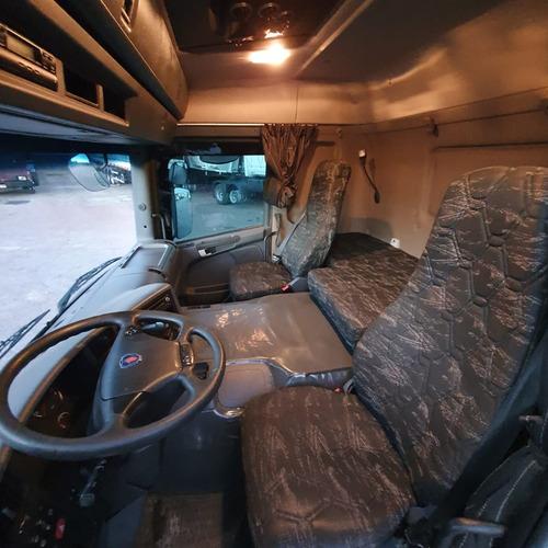 scania p360 6x2  automatica 2015 cavalo trucado p 360