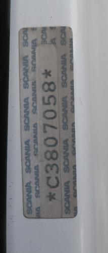 scania p360, ano 2012, 6x2