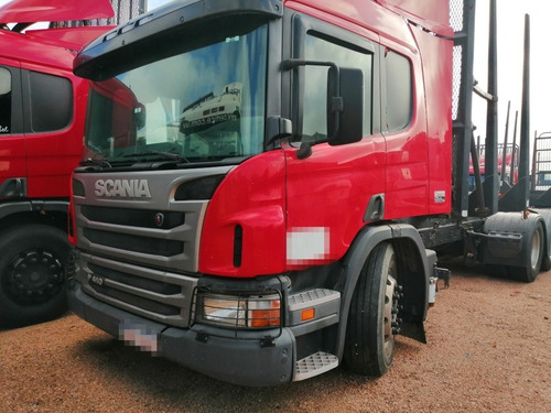 scania p410 6x2 camion