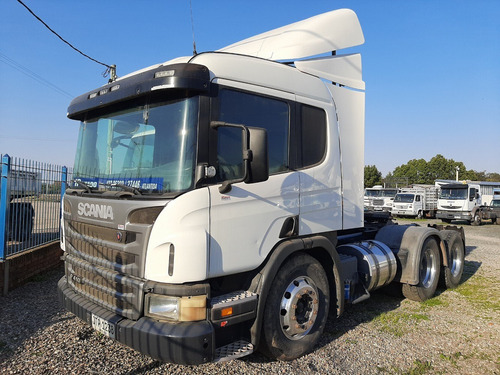 scania p410 año 2013 tractor doble eje.