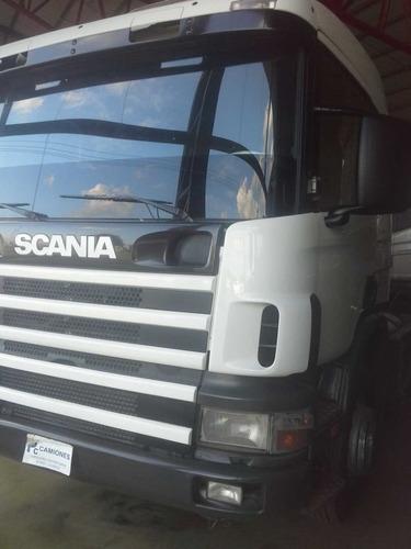 scania p94 g4x2 260 1999