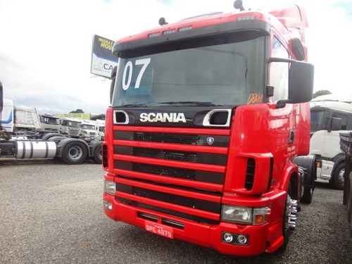 scania r 114 380 4x2 seminovo