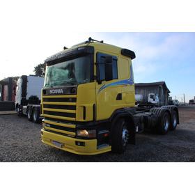 Scania R 114 380 6x2 2007