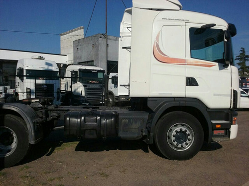 scania r 340 tractor - excelente-financio-permuto zacco