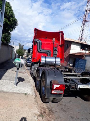 scania r 420 6 x 2 2007 revisada só um motorista