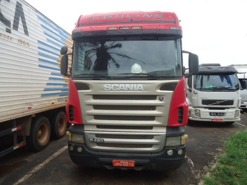 scania r 420 6x2 highline 2008/2009 (vt)
