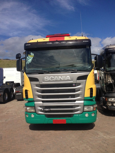 scania r 420 6x4 2011 bug leve volvo/mb/iveco/volks/ford