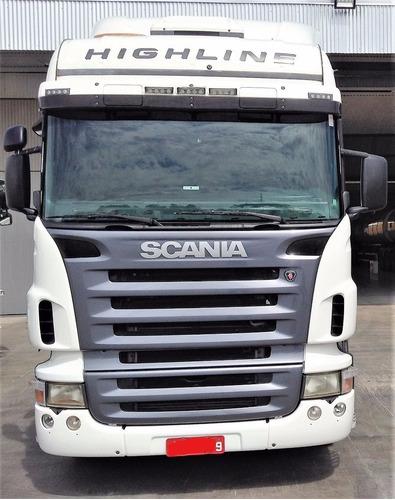 scania r 420 a 6x2 highline 2009 / 2010 e 10/10