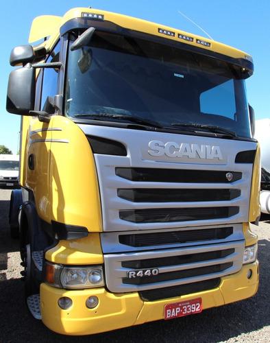 scania r 440 - 2014/14 - 4x2 (bap 3392)