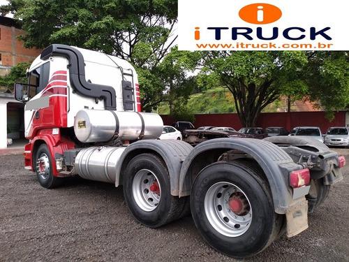 scania r 440 6x2 ano 2014/15 automática  tanqueiro.