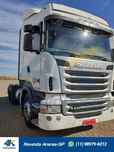 scania r 440 6x2 highline 2013/2013
