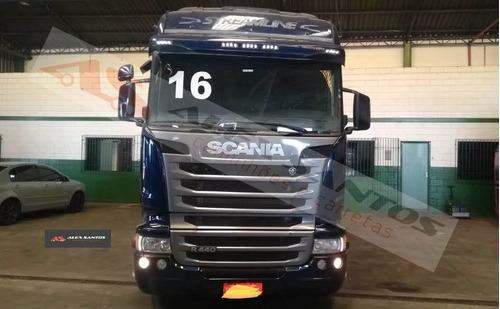 scania r 440 6x2 streamline 2016