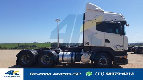 scania r 440 6x4 highline 2014/2015