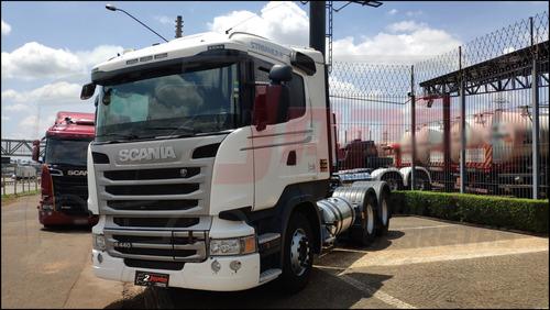 scania r 440 6x4 streamline 2018 (ref. 1961)