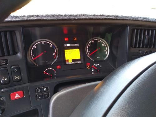 scania r 440 a 6x4 automática 2013 toda original e selada