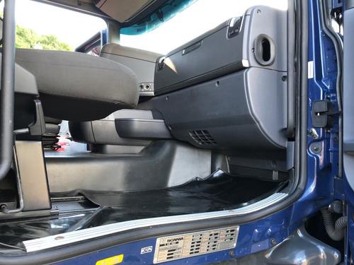 scania r-440 ano 2013 6x2 automático
