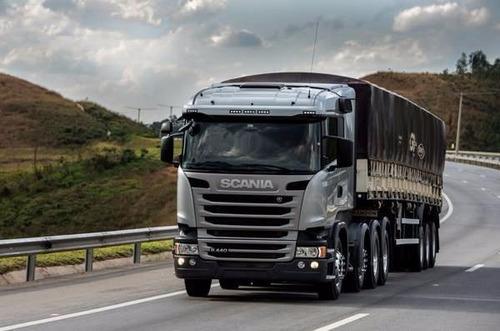 scania r 440 highline condições especiais 1° caminhão