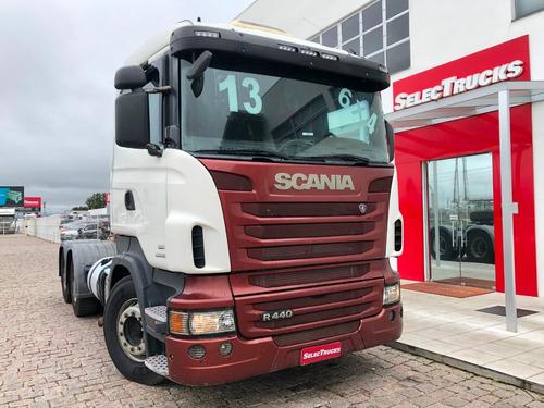 scania r 440 - selectrucks