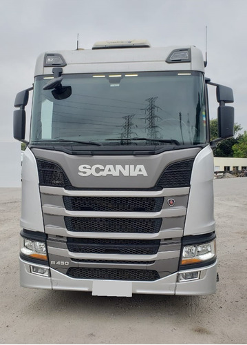 scania r 450 6x2 opticruise 2019 / 2019