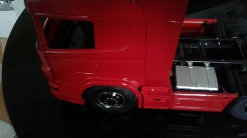 scania r 620 tamiya falta montar com rodas de aluminio
