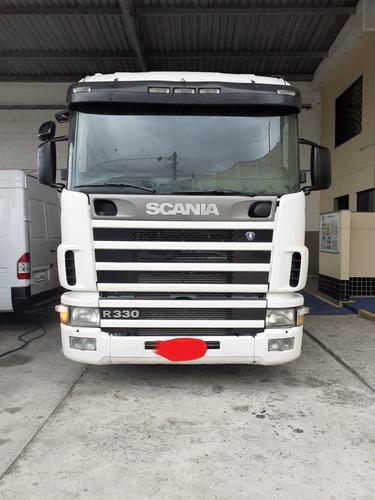 scania r114 330 ano 2005 4x2