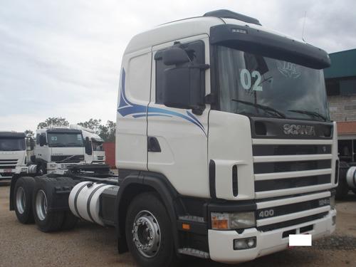 scania r124 - 400