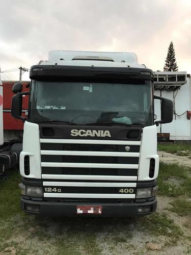 scania  r124  400
