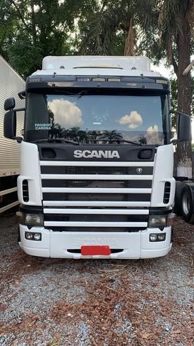 scania r124 420 6x2 2005 ! r$125.000,00