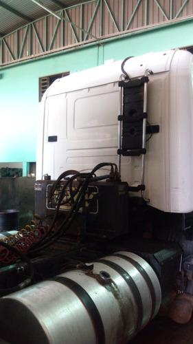 scania r124 420 traçado 6x4 bug leve 2007/2008 (vt)