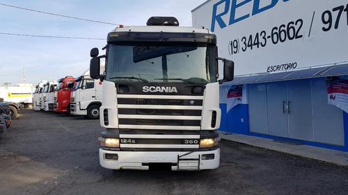 scania r124 6x2 1998/98 br. (5645)