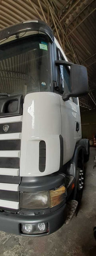 scania r124 ga 400 6x2 r400 2004