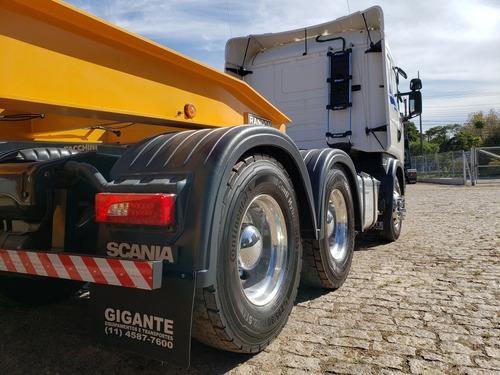 scania r164 480 v8 ano 2007 r480 bug leve pneus novos!