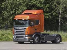 scania r360 tractor 4x2okm rojo 2016