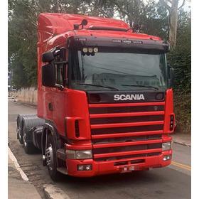 Scania R380 6x2 2007