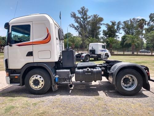 scania r380 tractor (anticipo + financiación)