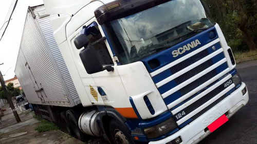scania- r400-124- 2002 - 6x2 - oportunidade única !!