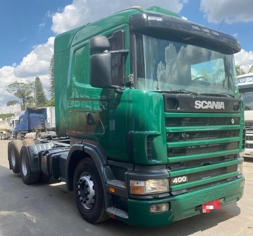scania r400 6x2 2003