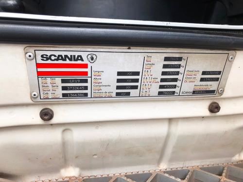 scania r400 - 6x4- 2003/03- traçado - bug leve