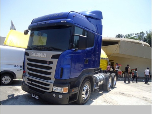 scania r440 6x2 highline completa 2017/18 0km