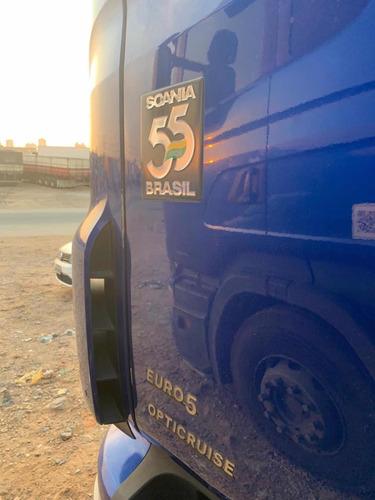 scania r440 6x4 2013 série 55 anos bx.km