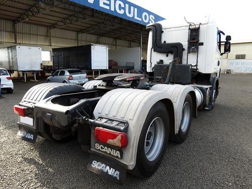 scania r440 6x4 bug leve 2013