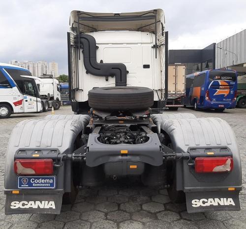 scania r440 a6x2 16/17 com retarder