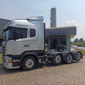 Scania R440 A8x2 4